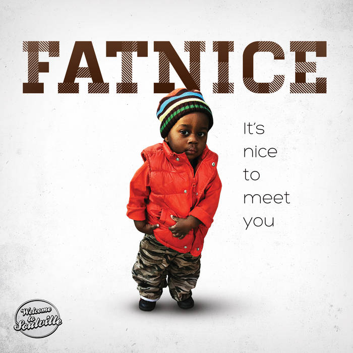 It's Nice To Meet You cover art