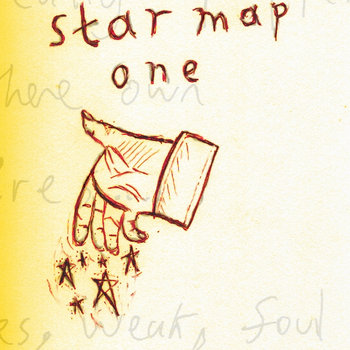 Star Map One E.P. cover art