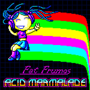 [HVZ018] Fat Frumos - Acid Marmalade cover art