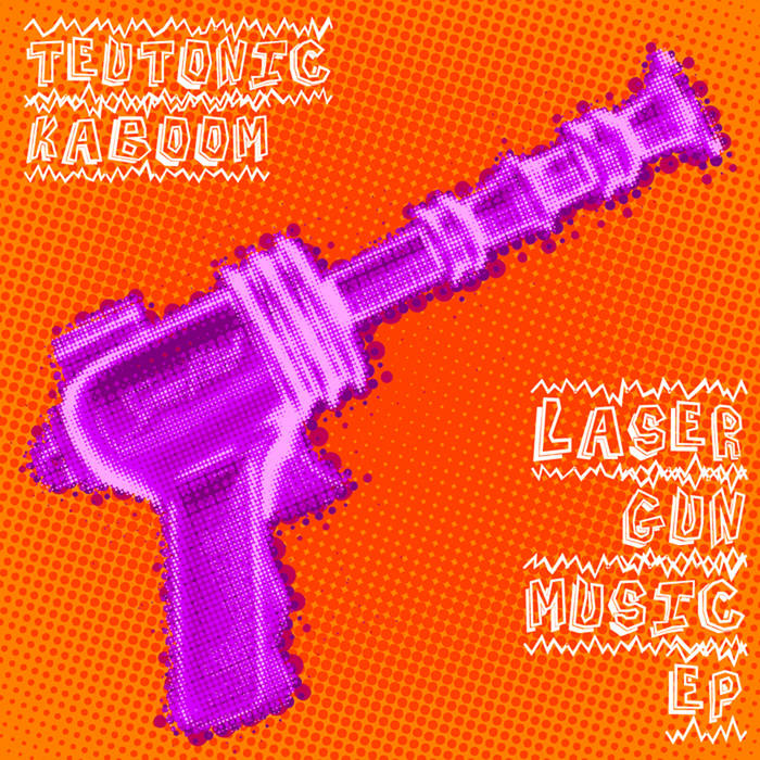 Laser Gun Music cover art