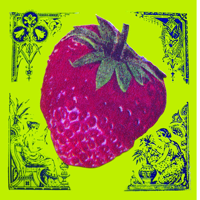 Strawberry cover art