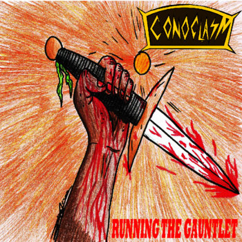 Running The Gauntlet cover art