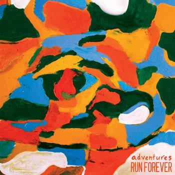 Split w/ Run Forever cover art