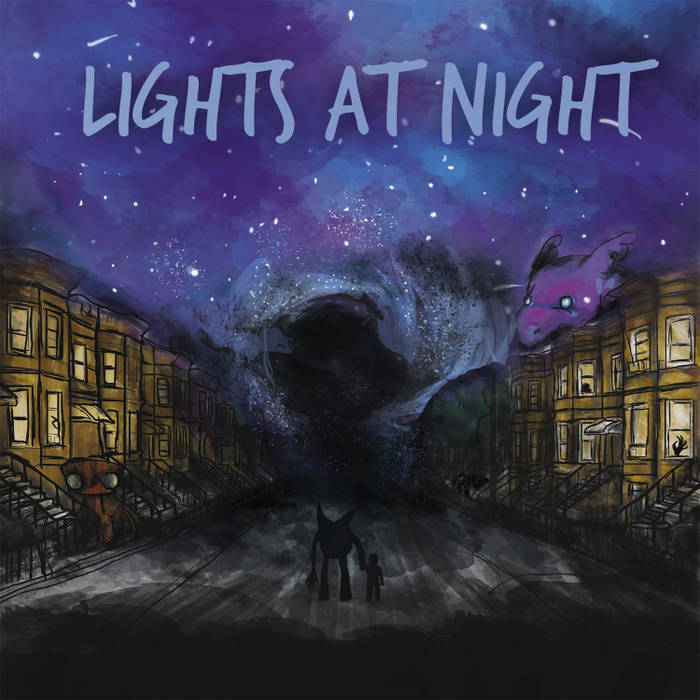 Lights at Night cover art
