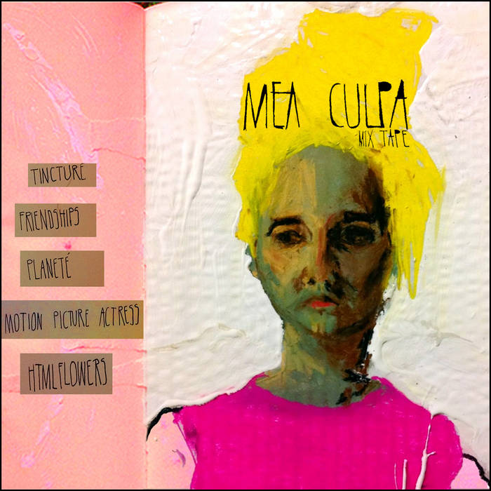 Mea Culpa Mixtape cover art