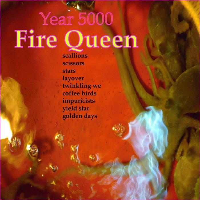 Fire Queen cover art