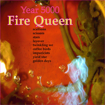 Fire Queen cover art