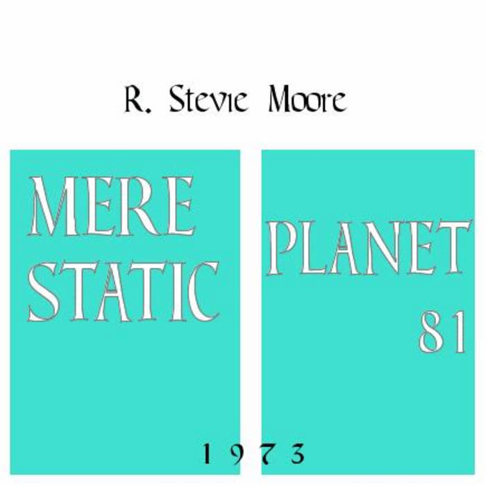 Mere Static cover art