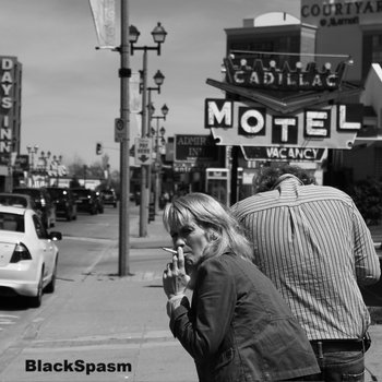 Black Spasm cover art