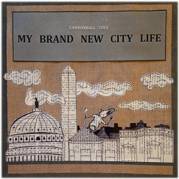 My Brand New City Life cover art