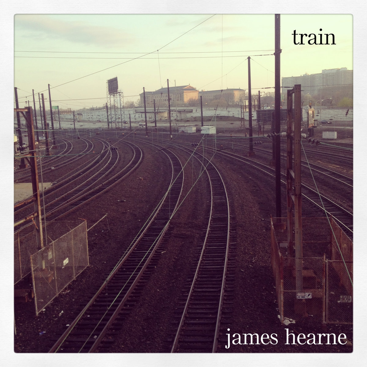 Train by James Hearne