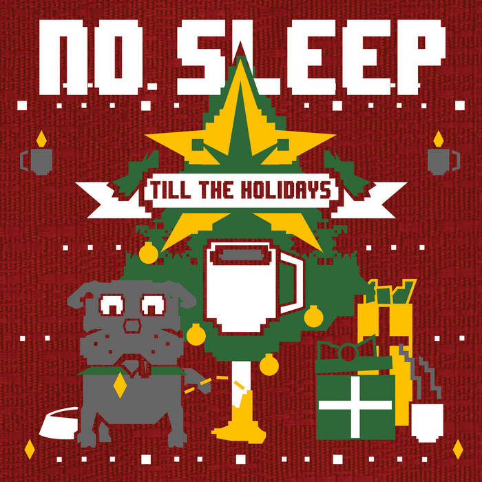 No Sleep till the Holidays 2 cover art