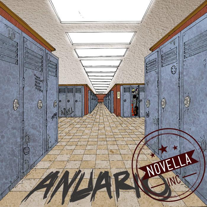 Anuario cover art