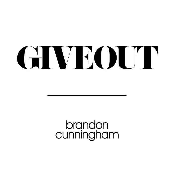 Give Out cover art