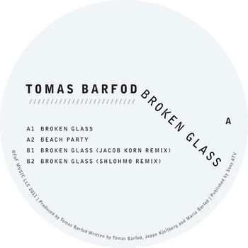 Broken Glass EP cover art