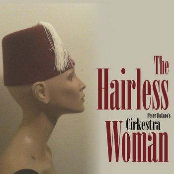 The Hairless Woman cover art