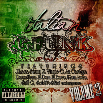 Italian G-Funk Vol.2 ( Az Castigo Tracks ) [ FREE DOWNLOAD ] cover art