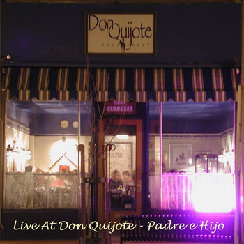 Live at Don Quijote cover art