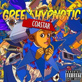 COASTAR [Explicit Version] cover art