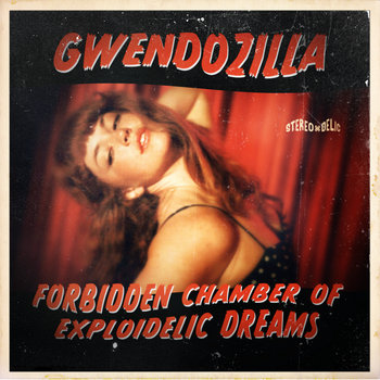 Forbidden Chamber of Exploidelic Dreams cover art