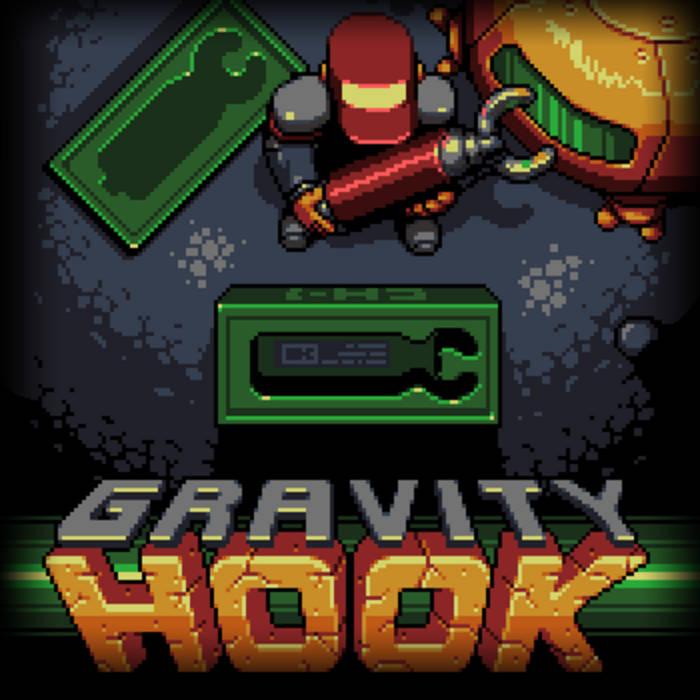 Gravity Hook Soundtrack cover art