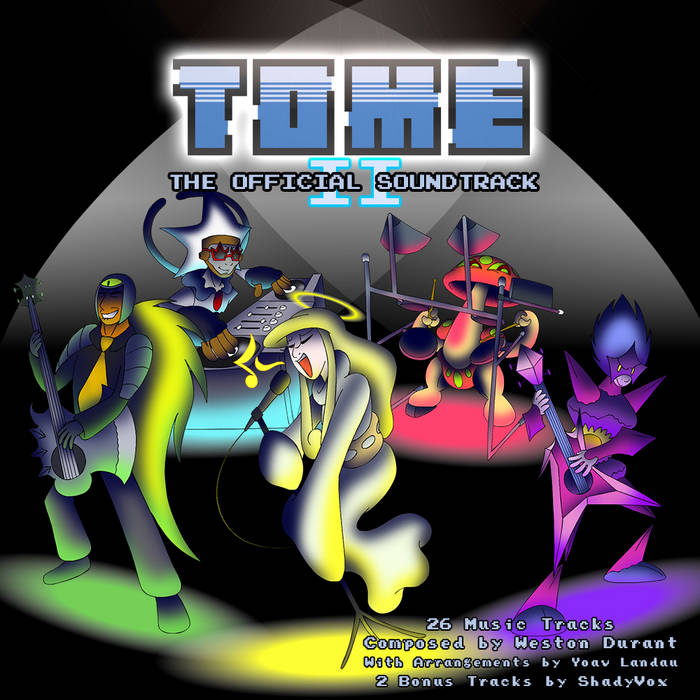 TOME: The Official Soundtrack II cover art