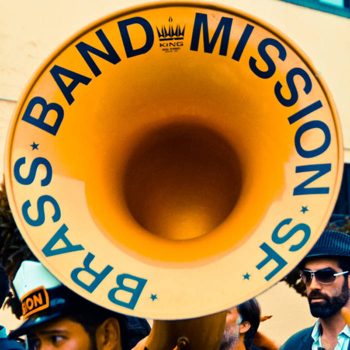 Brass Band Mission cover art