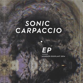 Sonic Carpaccio EP cover art
