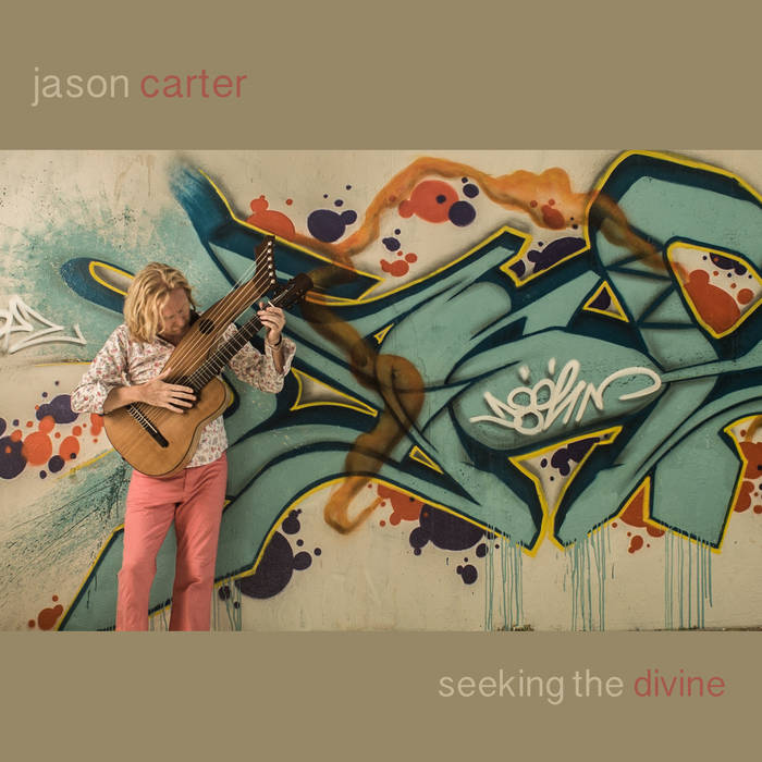 Seeking The Divine cover art