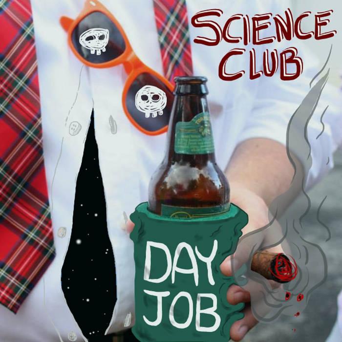 Day Job cover art
