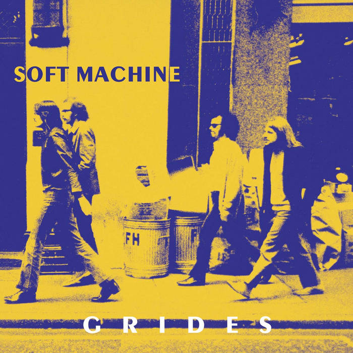Grides cover art