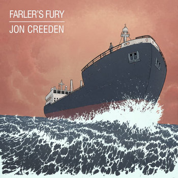 Farler's Fury Jon Creeden Split cover art
