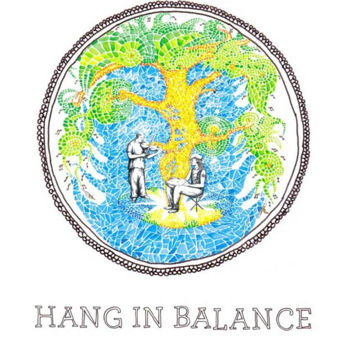 Hang + Violin (download by donation) cover art