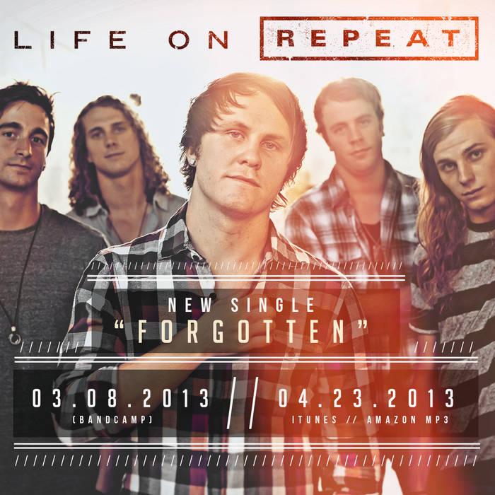 Forgotten (New 2 Song Single) cover art