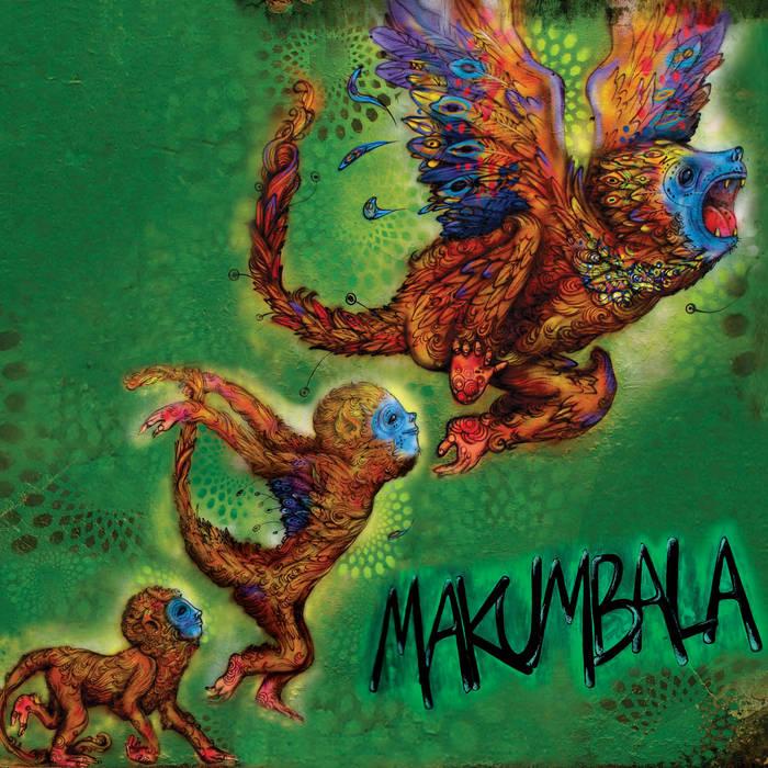 Makumbala cover art