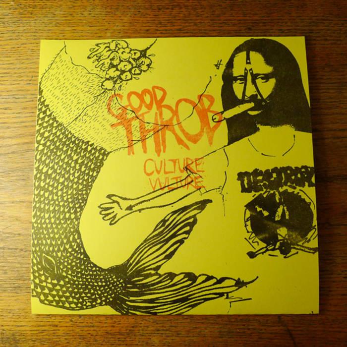 "Culture Vulture 7"" cover art"