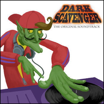 Dark Scavenger OST cover art