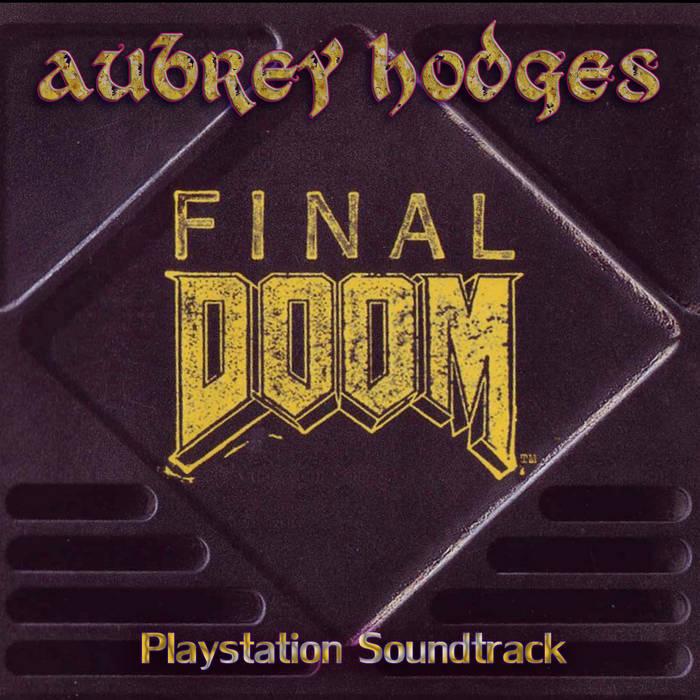 Final Doom Playstation: Official Soundtrack cover art