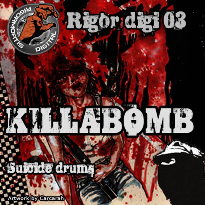Suicide Drums cover art