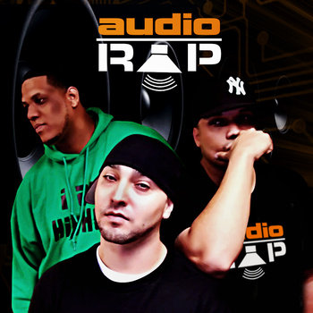 AUDIORAP cover art
