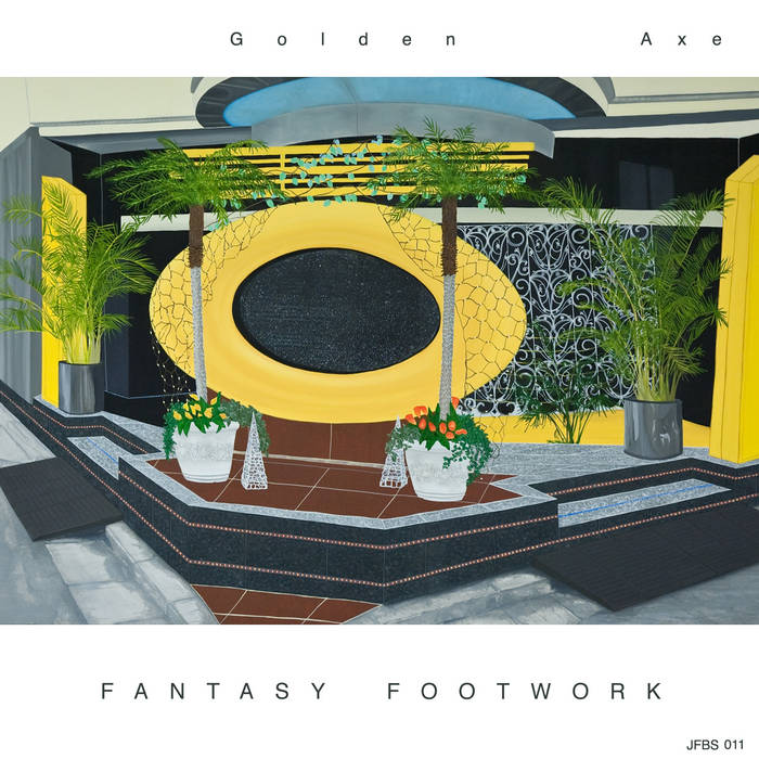 Fantasy Footwork cover art
