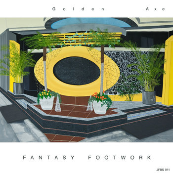 Fantasy Footwork cover art