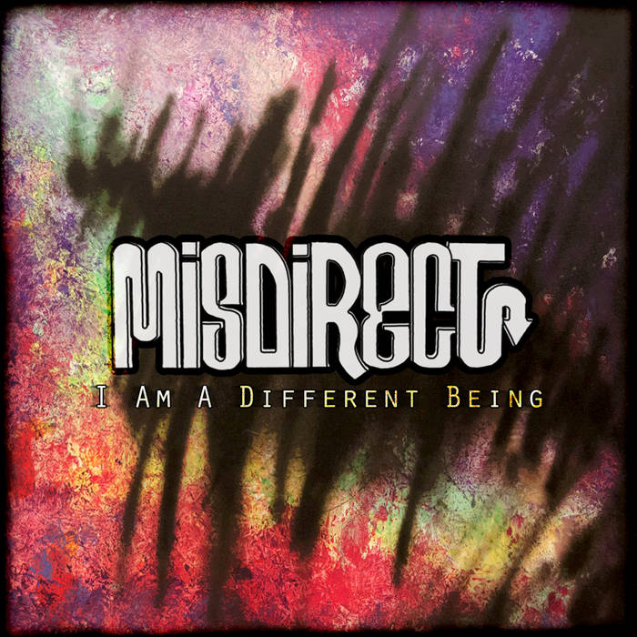 I Am A Different Being cover art