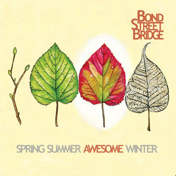Spring Summer Awesome Winter cover art