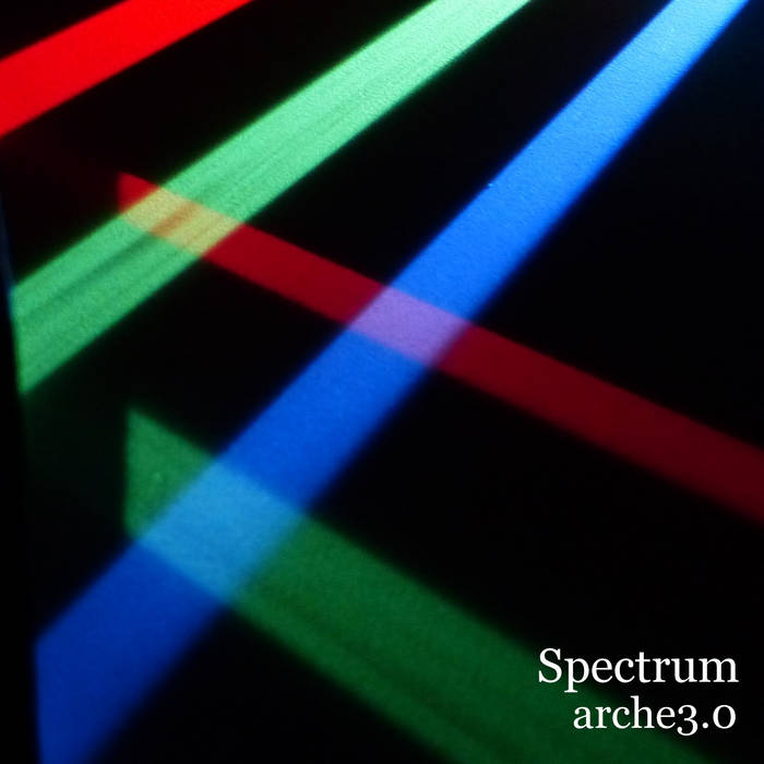 Spectrum cover art