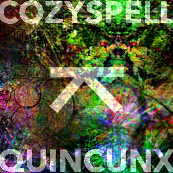 Quincunx cover art