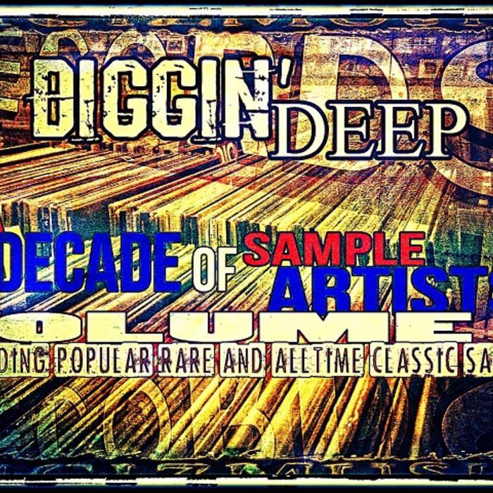 Diggin Deep Vol. 5 cover art