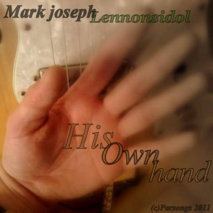 His own hand cover art