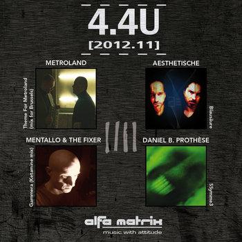 4.4U [2012.11] cover art