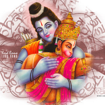 Om Ham Hanumate Namaha cover art